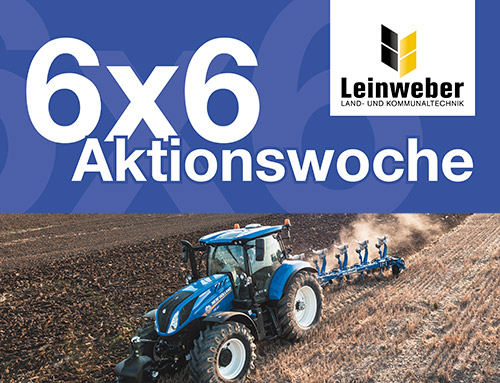 6x6 Aktionswoche!